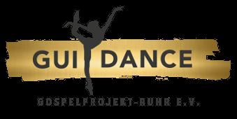 Logo GuiDance Herne Gospelprojekt